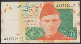 Pakistan 20 Rupees 2019 P55 UNC - Pakistan