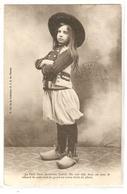 SC 182  OLD FANTASY POSTCARD , SCENES , CHILDREN , Le Petit Gars - Otros