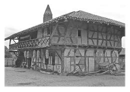 SAINT-TRIVIER-DE-COURTES - Ferme-musée - Frankreich