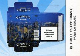 CAMEL CIGARILLOS FILTERS EL FUMAR ES PERJUDICIAL PARA LA SALUD PUBLICIDAD - NTVG. - Publicidad