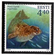 Estonia 2003 . Fauna (Ringed Seal). 1v: 4.40.    Michel # 468 - Estonia
