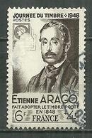 FRANCE Oblitéré 794 Journée Du Timbre Etienne Arago - Frankreich
