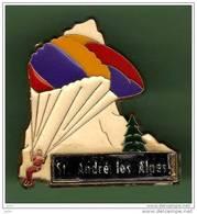 St ANDRE DES ALPES *** Signe MARTINEAU *** 2035 - Villes