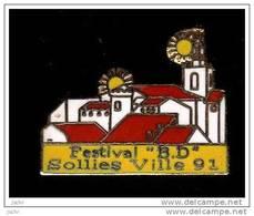 SOLLIES VILLE 91 *** FESTIVAL BD *** 2035 - Villes