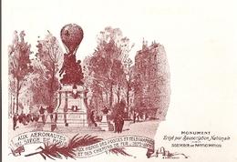 France & Postal Stationery,  Aux Heros Des Postes Et Telegraphes Et Des Chemins De Fer, Musee Postal 1984 (98) - Sonstige