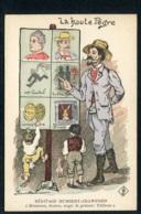 CPA POLITIQUE SATIRIQUE - Illustrateur Saint Roch - La Haute Pègre - Caricature - Satirische