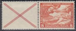 DR  W 51, Postfrisch *, Nothilfe: Wagner 1933 - Se-Tenant