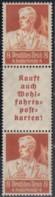 DR  S 224 Postfrisch *, Nothilfe: Berufsstände 1934 - Se-Tenant