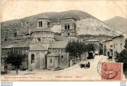 D07  CRUAS  L' Eglise   ..... - Frankreich