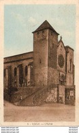 D32  RISCLE  L'Église  ....... Avec Affiches Lu , St Raphael - Riscle