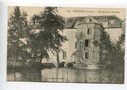 Dordives Loiret Moulin De La Goulette - Dordives