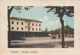 TREVIGLIO - STAZIONE AUTOVIE - Bergamo
