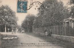 Rare Cpa Morsang Sur Orge Bois De Beauséjour Animée - Morsang Sur Orge