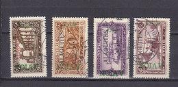 ALAOUITES POSTE AERIENNE 5/8 OBLITERES - Alaouites (1923-1930)