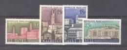 France  :  Yv 1152-55  ** - Neufs