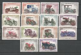 MONACO ANNEE 1961 N°557 A 570 NEUFS** MNH - Mónaco