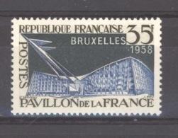 France  :  Yv 1156  ** - Neufs