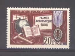 France  :  Yv  1190  ** - Neufs