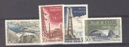 France  :  Yv  1203-06  ** - Neufs