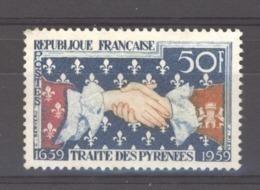 France  :  Yv  1223  ** - Neufs