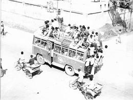 Photo Inde Transports Locaux Partout Bondés  Photo Vivant Univers - Plaatsen