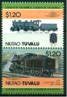 """-Tuvalu-Niutao-1985-""""Japan,  J.N.R. Class 3760""""- MNH(**) - Tuvalu"""