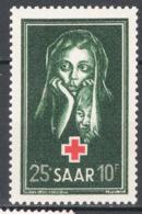 Sarre 1951 Unif.292 **/MNH VF/F - 1947-56 Occupazione Alleata