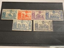 España Nº 257/61, 263. Año 1905. - Nuovi