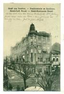 Ukraina Sambir Sambor Hotel Kawiarnia Royal Ok 1915 R - Ucraina