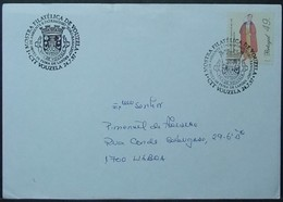 Portugal - Cover 1997 Coat Of Arms On Cancel Vouzela Lafões - 1910-... República