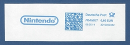 Deutsche Post FRANKIT - 0,60 EUR 2014 - 3D10000382 - Nintendo - Unclassified