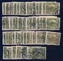 1919 - Hradcany - Michel: 21 - Used (50pcs) - Czechoslovakia