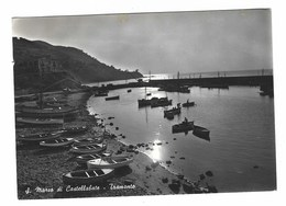 3692 - S MARCO DI CASTELLABATE TRAMONTO SALERNO 1962 - Other Cities