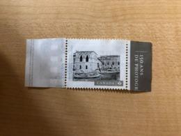 Timbre Used De Feuillet - 1952-.... Reign Of Elizabeth II