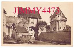 CPA - NEVERS 58 Nièvre - Porte Du Croux Et Son Avant Porte En 1944 - Edit. COMBIER  Macon - Nevers