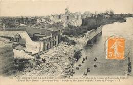 "CPA FRANCE 02 ""Berry Au Bac, Les Ruines"" - Francia"