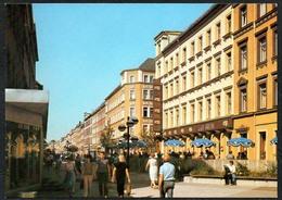 A0906 - TOP Chemnitz Karl Marx Stadt Brühl Cafe - Bild Und Heimat Reichenbach Qualitätskarte - Chemnitz (Karl-Marx-Stadt 1953-1990)