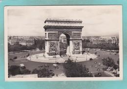 Small Postcard Of Arc De Triomphe,Paris,France,V114. - Arc De Triomphe