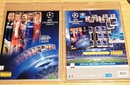 CHAMPIONS UEFA Album Vuoto+30 Figurine In Blister Panini Calciatori - Italian Edition