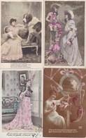 LOT/112.....50 CPA FANTAISIES DIVERSES - Postcards