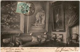 31na 1910 CPA - CHATEAUDUN - SALON DE L'HOTEL DE VILLE - Chateaudun