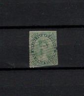 N° 16 TIMBRE CANADA OBLITERE  DE 1859   Cote : 70 € - Oblitérés