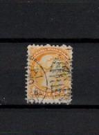 N° 28a TIMBRE CANADA OBLITERE   DE 1870   Cote : 10 € - Oblitérés