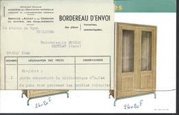 Documentation 10 Pub Mobilier Scolaire   Divers De  1958 Magasin Académie De Toulouse . - Diplome Und Schulzeugnisse