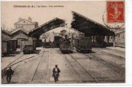 Thouars-La Gare- Vue Intérieure - Thouars