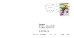 2001 £800 €0,41 ROMA CAMPIONE D'ITALIA - 1946-.. République