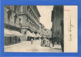 ITALIE - FIRENZE Via De Cerretani, Pionnière (voir Descriptif) - Firenze