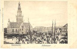 ALKMAAR - Kaasmarkt - Ed. J. H. Schaefer, Amsterdam, N° 14 - Alkmaar