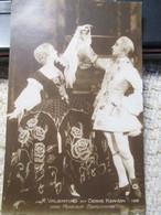 Rudolf Valentino Et Doris Kenyon Les Vedettes De Cinéma - Artistes