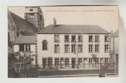 CPA AUBIGNY SUR NERE (Cher) - Pensionnat Sainte Thérèse - Aubigny Sur Nere